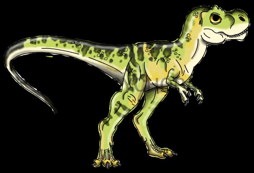 Dinosaur clipart tyrannosaurus rex. Jurassic park baby by