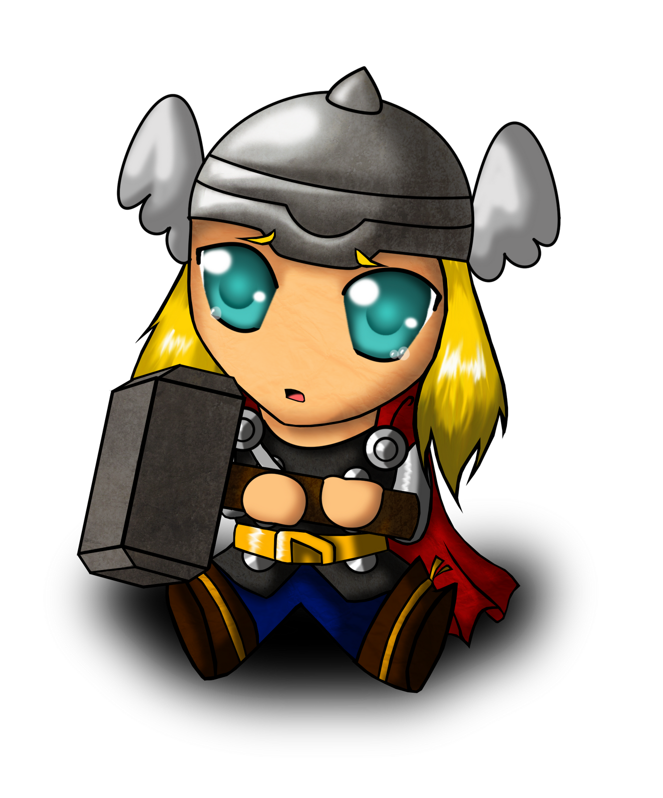 Baby png . Hammer clipart thor