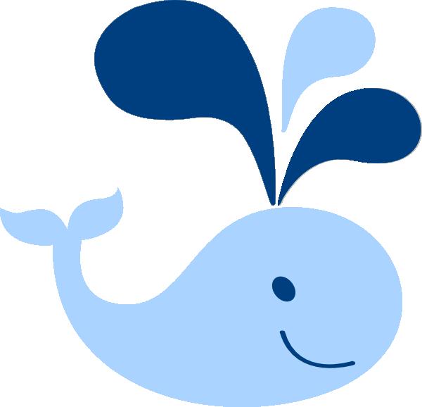 Dolphin clipart border. Baby whale clip art