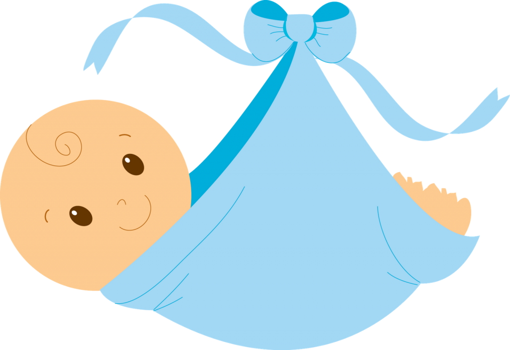 Free clip art pictures. Footsteps clipart baby boy