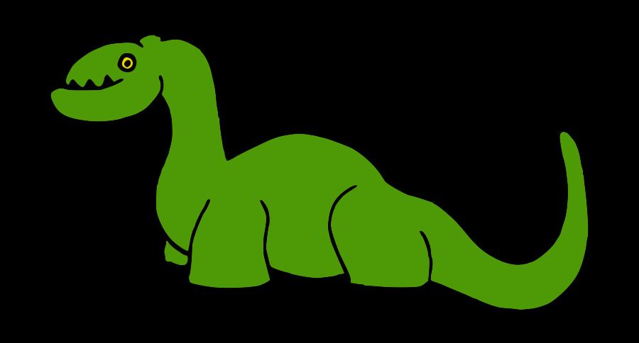 Dinosaurs transparent background