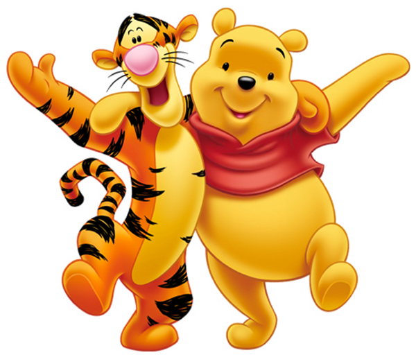 Transparent and tigger png. Clipart halloween winnie the pooh