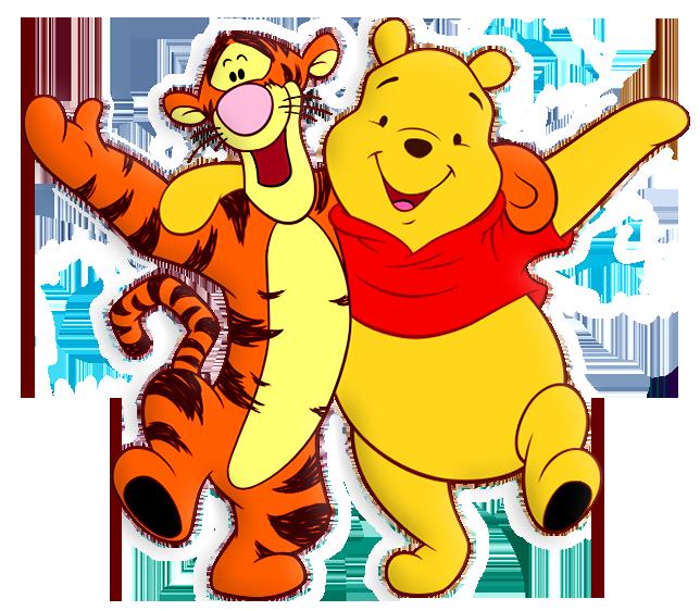 Shy clipart gloomy. Winnie the pooh and