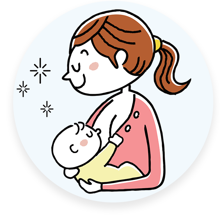 Mother clipart born baby. Prenatal group pregnancy care