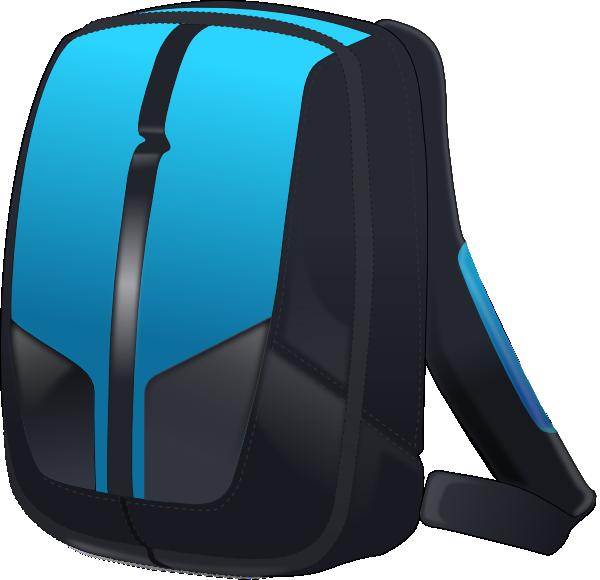 Clipart backpack 3 bag. Clip art at clker