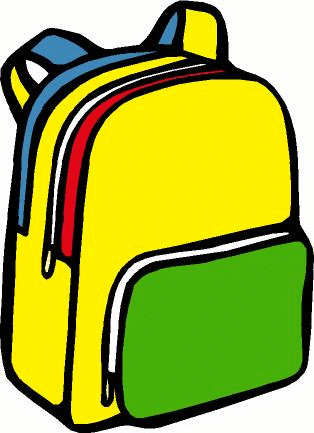 Panda free images backpackclipart. Clipart backpack