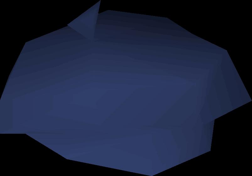 Clipart backpack blue item. Beret old school runescape