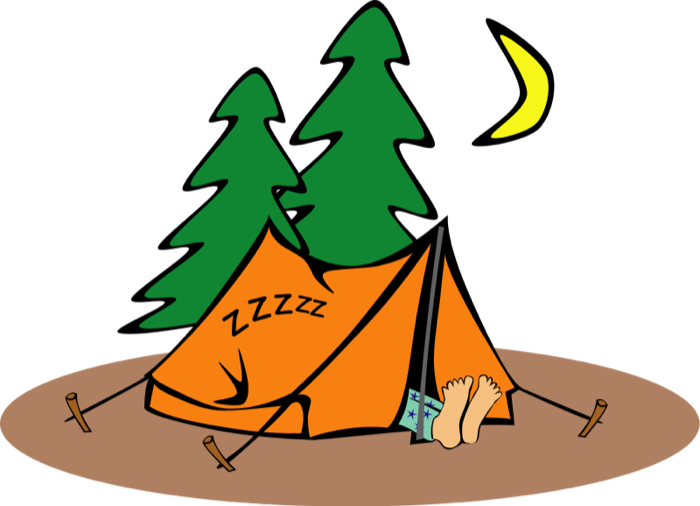 Winter clipart campfire. Camping free travel graphics