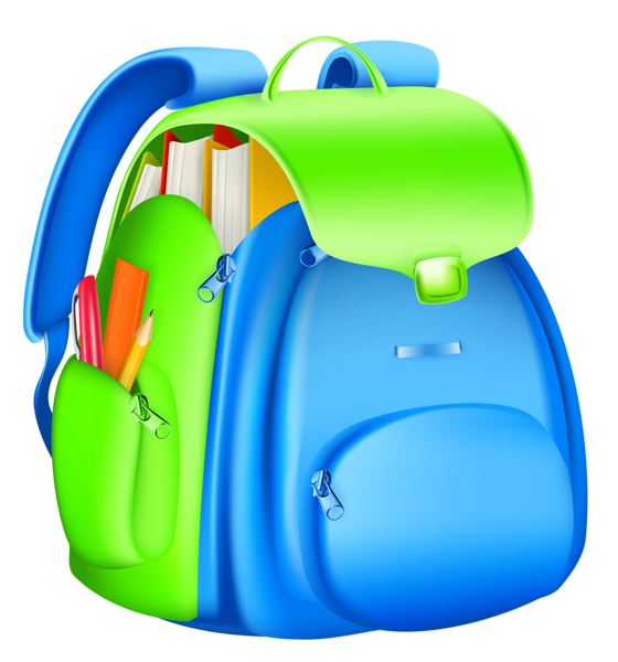 Backpack Clipart Images