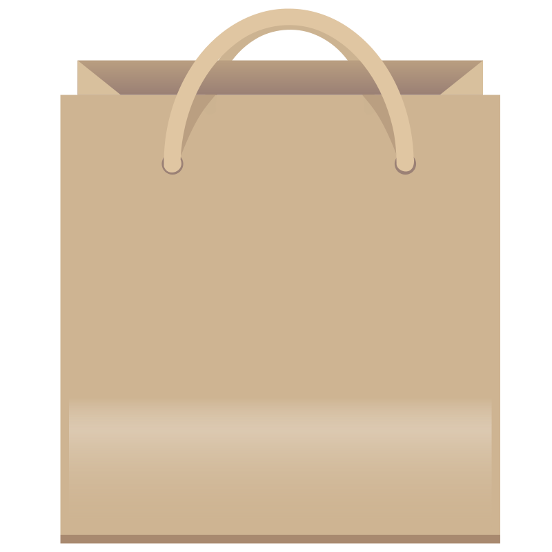 A paper bag or paper sack is a preformed container made of paper
