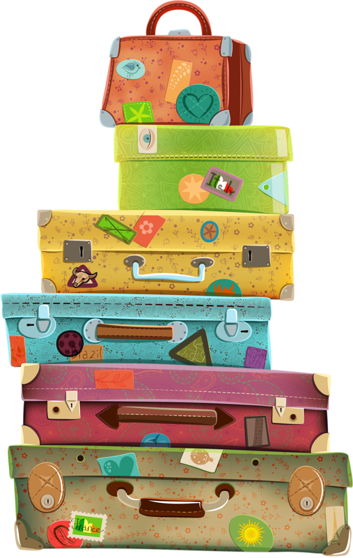 A ua f hp. Luggage clipart baggage cart