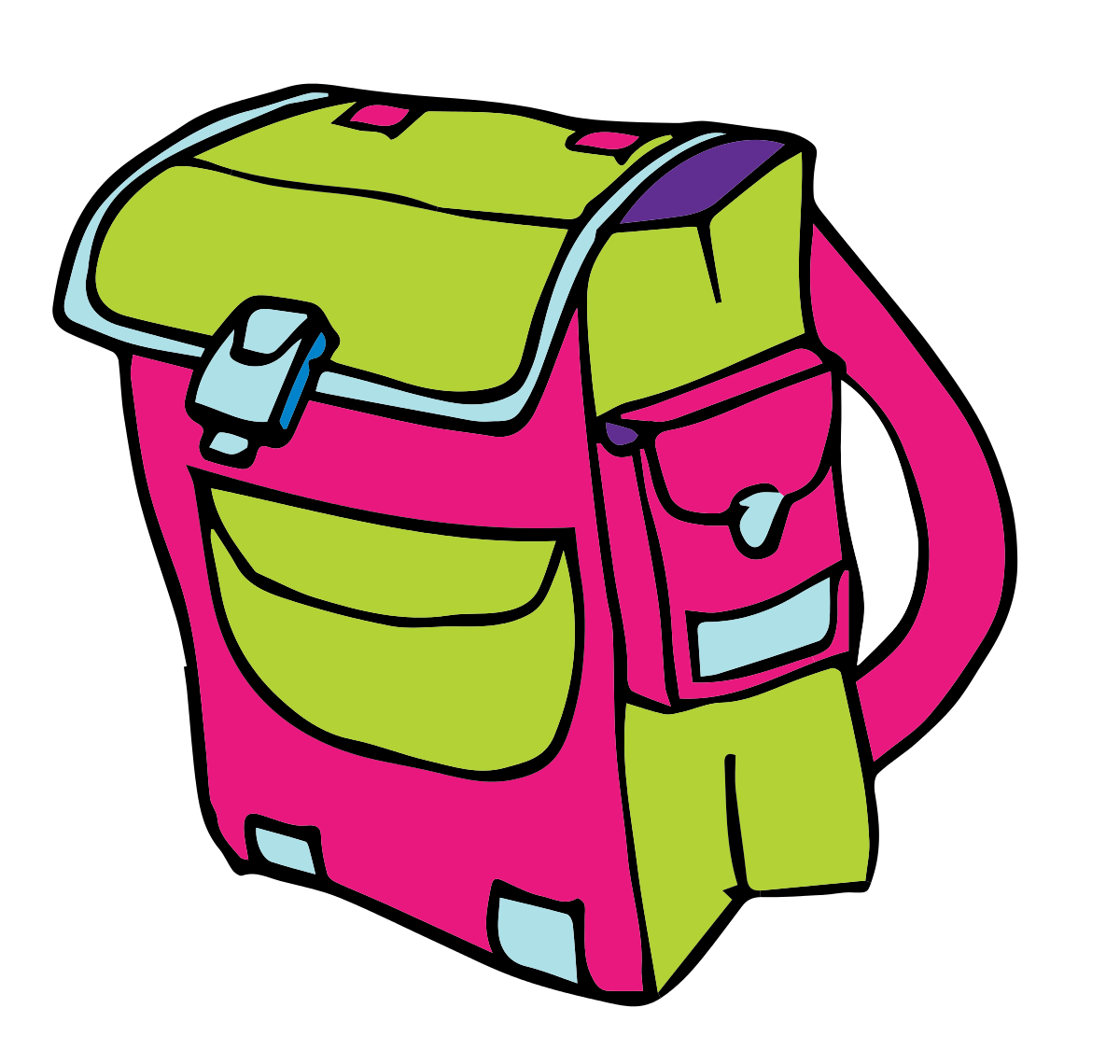School bag images clip. Clipart backpack four