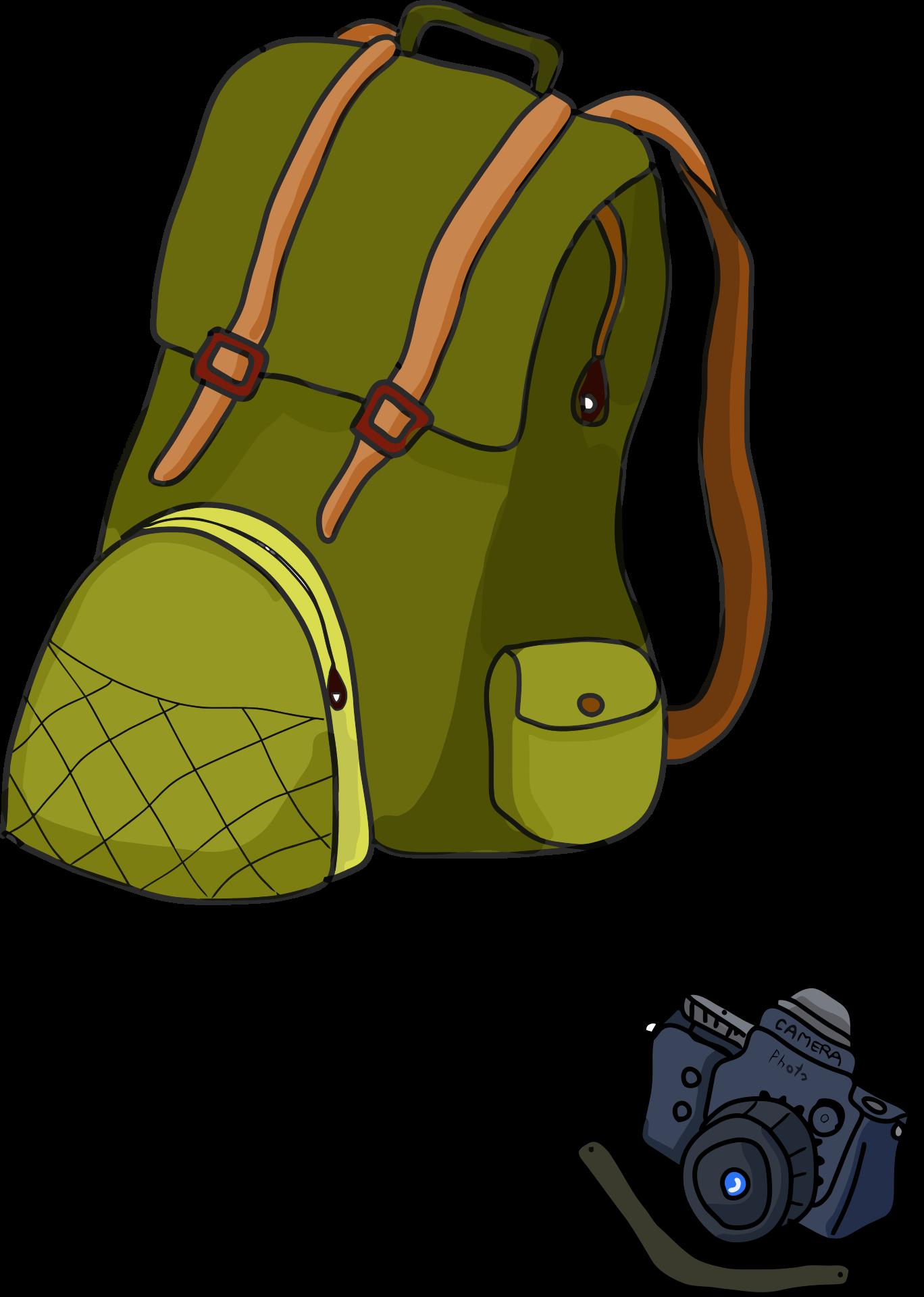 Backpacking hiking clip art. Hike clipart travel backpack