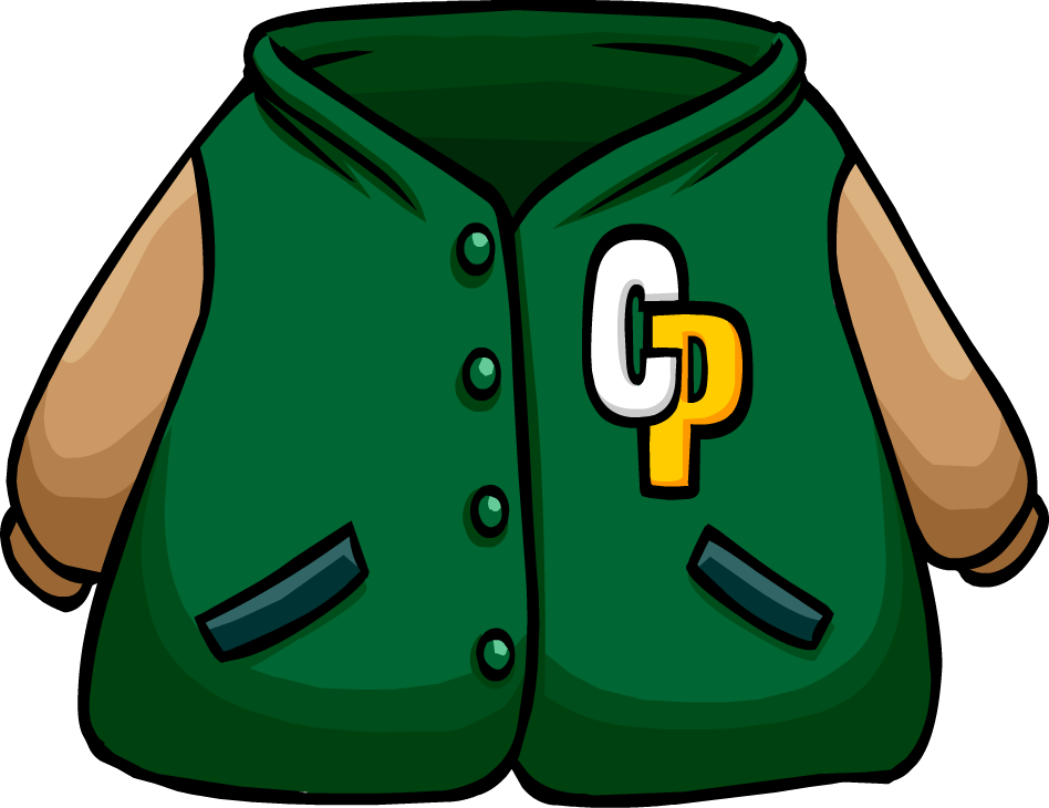 collection of letterman. Hoodie clipart green