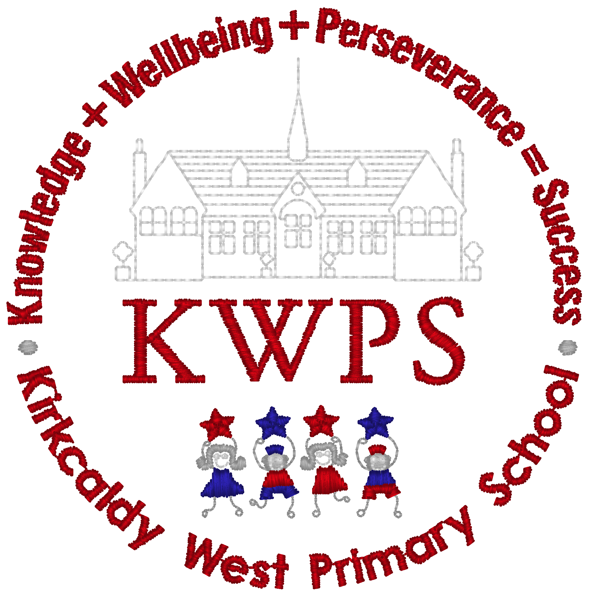 Kirkcaldy west primary schools. Clipart backpack junior school