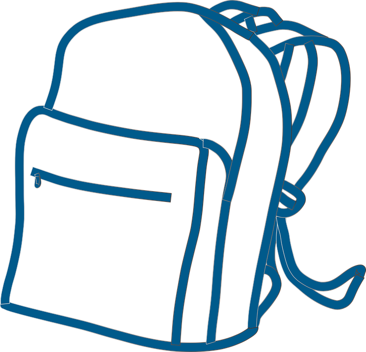 News highcrest middle with. Clipart backpack junior school