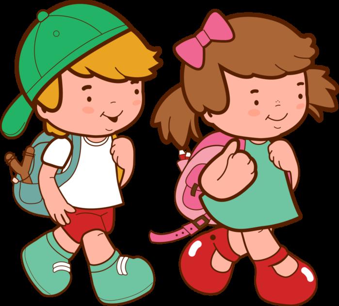 Gifs y fondos pazenlatormenta. Clipart backpack kindergarten pupil