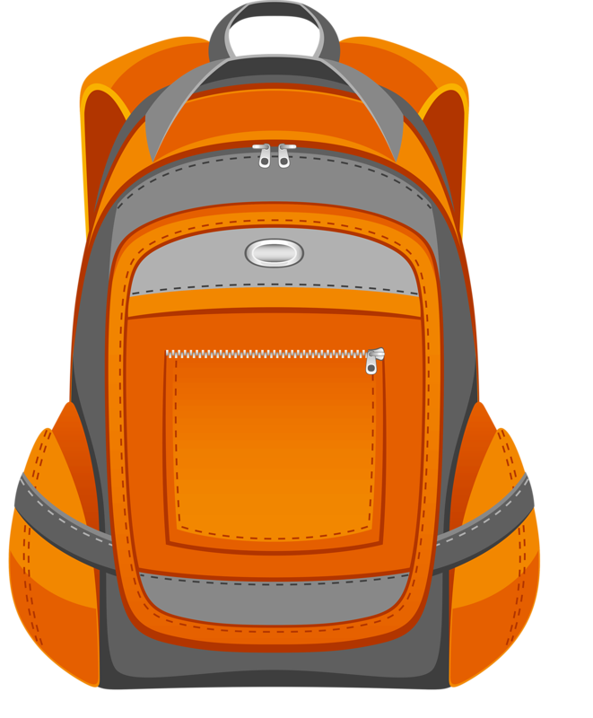 Clipart backpack notebook. A ua f hp