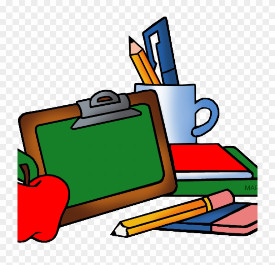 Download supplies . Clipart backpack school material