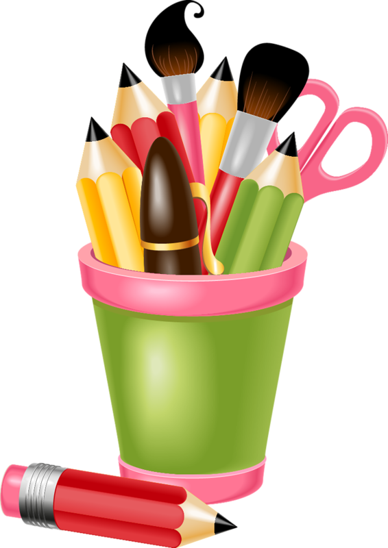 Clipart backpack school tool.  clip art pinterest