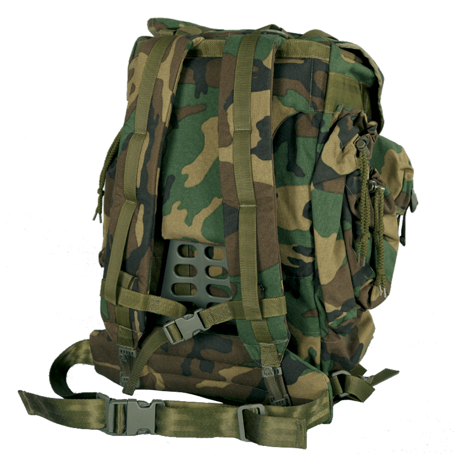 Military transparent png stickpng. Clipart backpack soldier