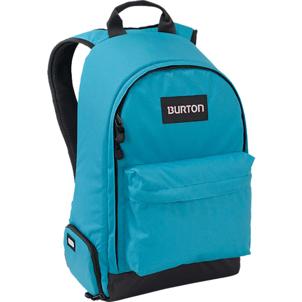 Burton Blue Backpack transparent PNG