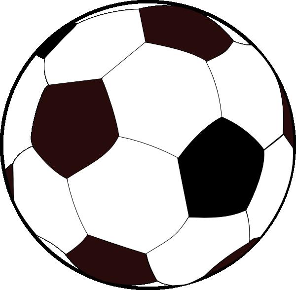 Soccer ball clip art. Balls clipart cartoon