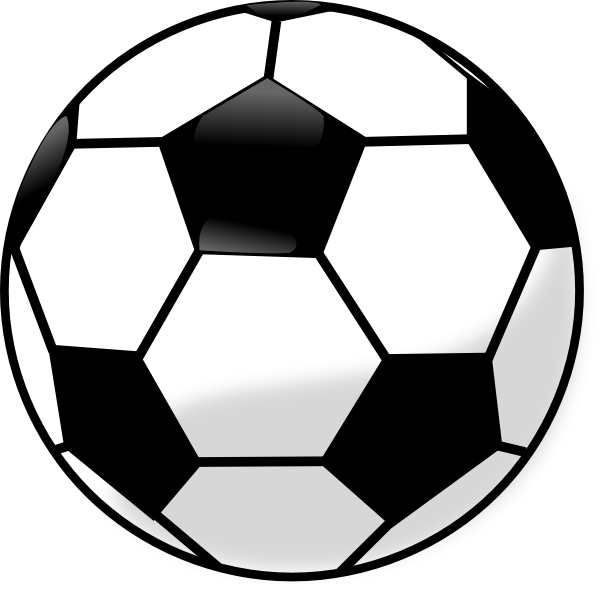 Purple clipart soccer. Ball clip art at