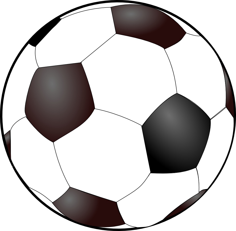 Ball panda free images. Clipart shield soccer