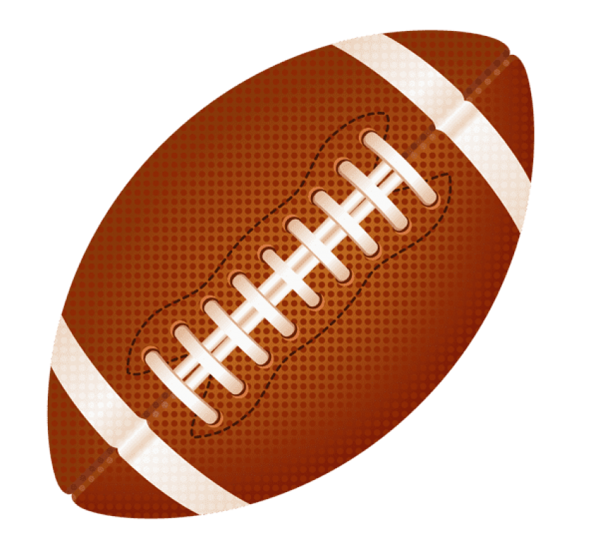 American football png free. Food clipart ball