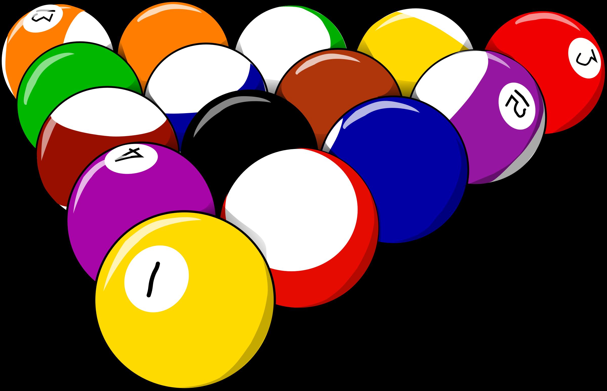 Balls big image png. Game clipart tournament