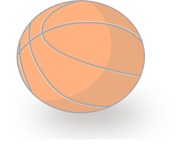 Basket clip art at. Game clipart ball