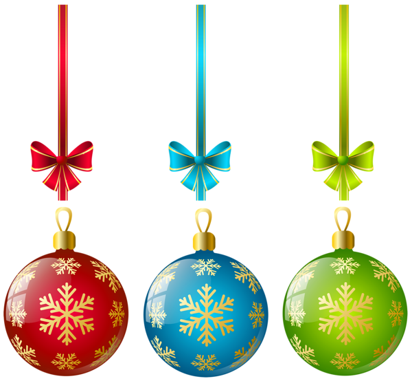 Ornament clipart file. Large transparent three christmas