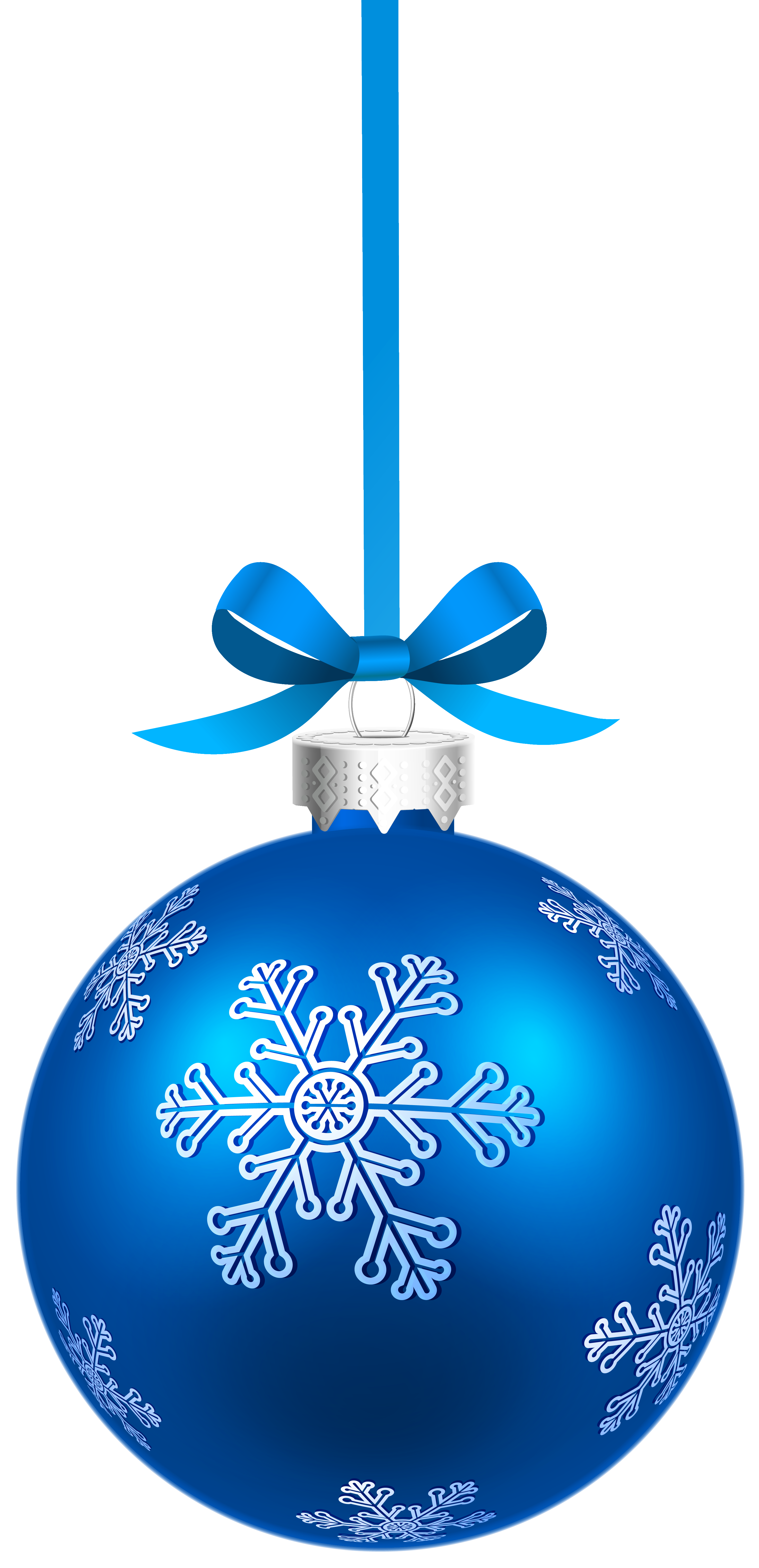 Clipart stars ball. Blue christmas hanging with