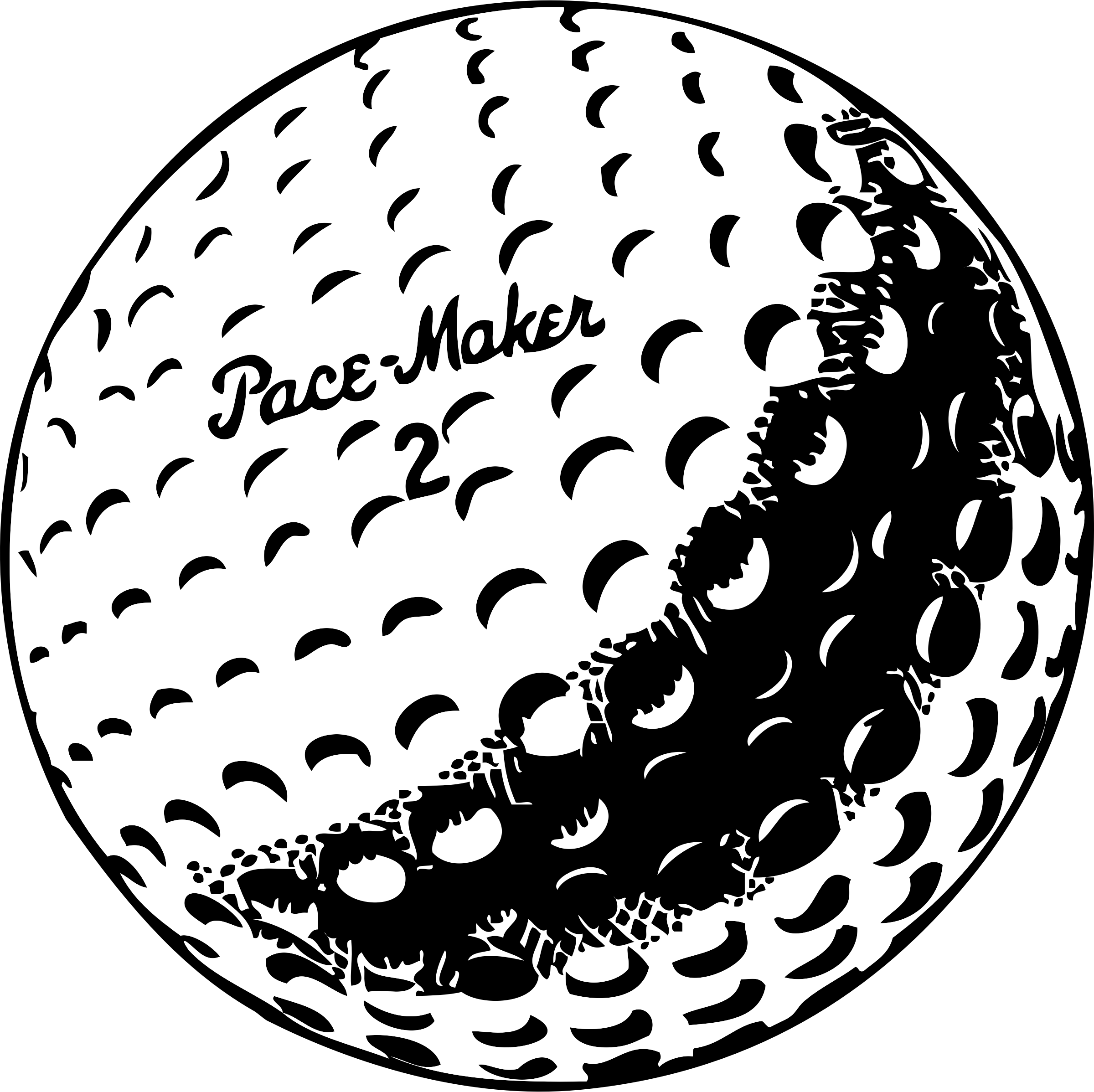Golf clipart golf ball. Golfball big image png
