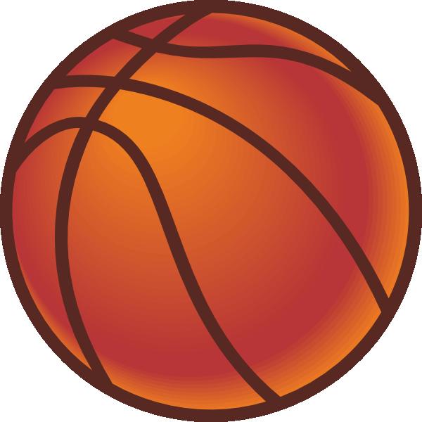 clipart basketball logo