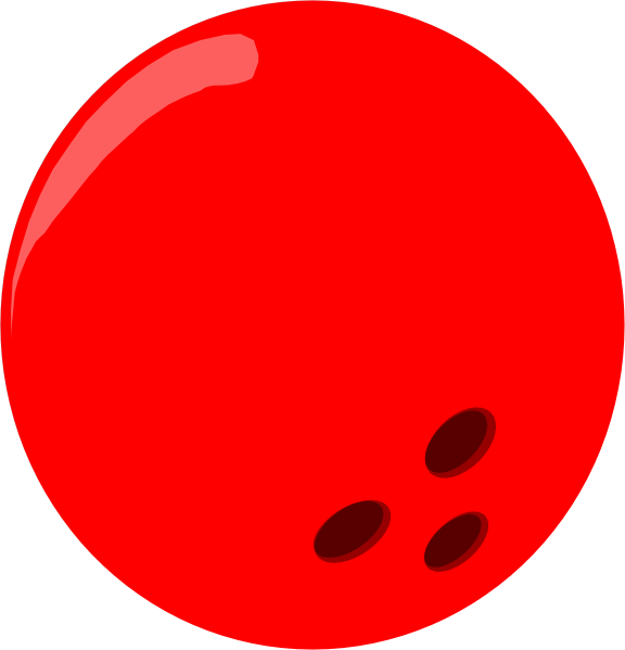 Bowling ball clip art. Clipart science red