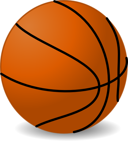Clipart volleyball angry. Cartoon basketball ball clip