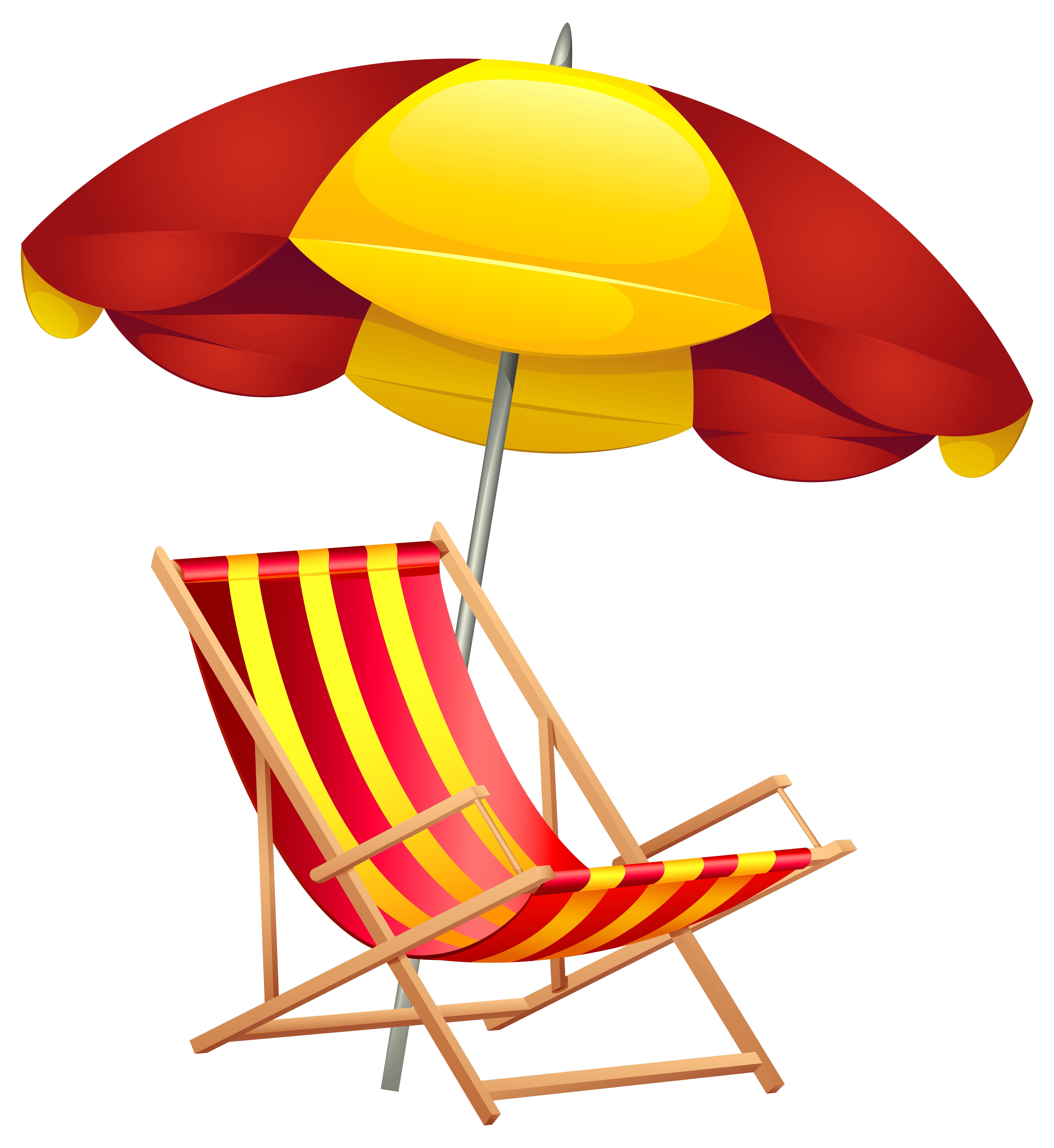 Grilling clipart beach. Chair at getdrawings com