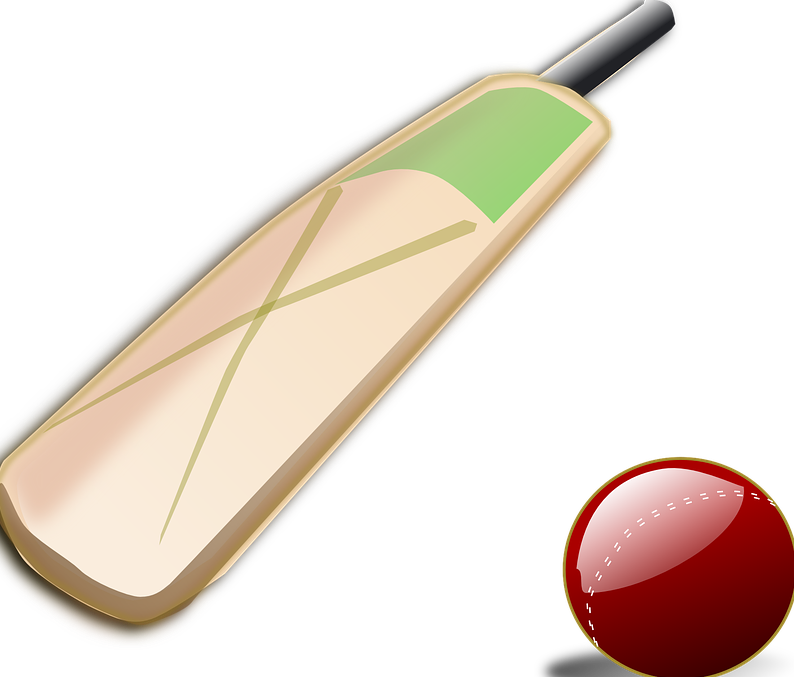 Tips for buying new. Clipart ball cricket bat