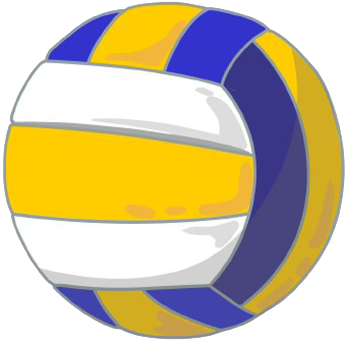Clipart volleyball sport. Sports balls free download