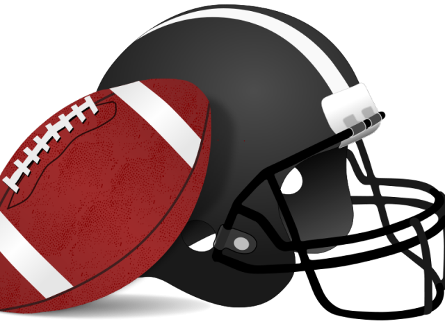 Football clipart red. Simple free on dumielauxepices