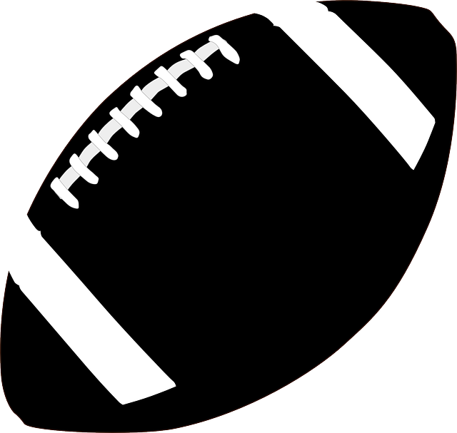 clipart football sketch