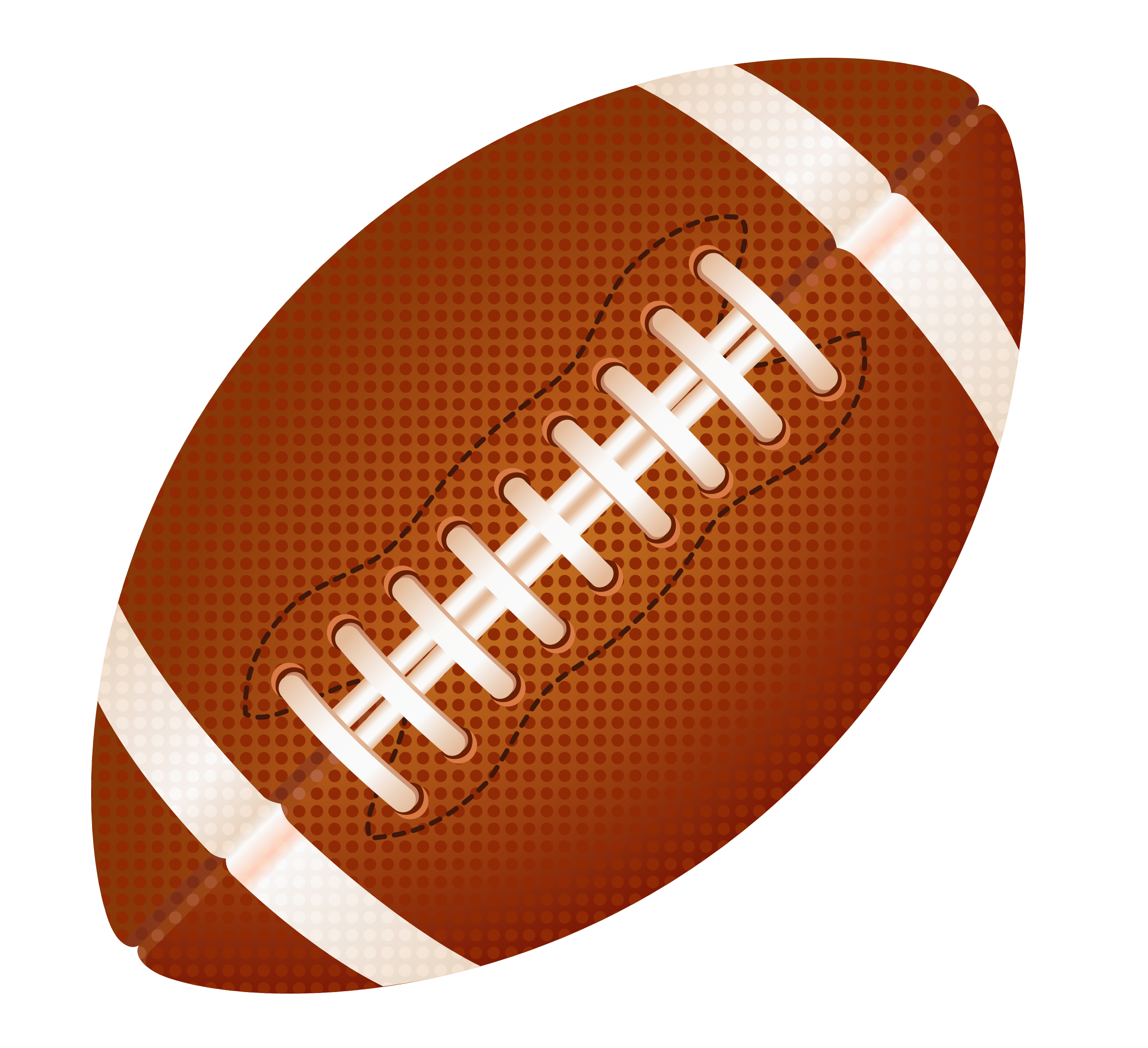 Clipart halloween football. American ball png picture