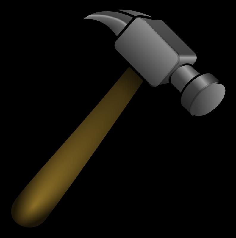 clipart hammer hammer screwdriver
