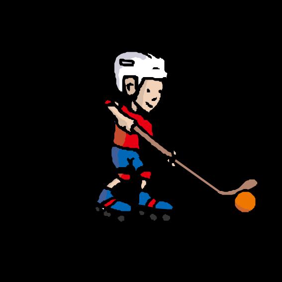 Hockey clipart hockey player. Ball ice floor clip