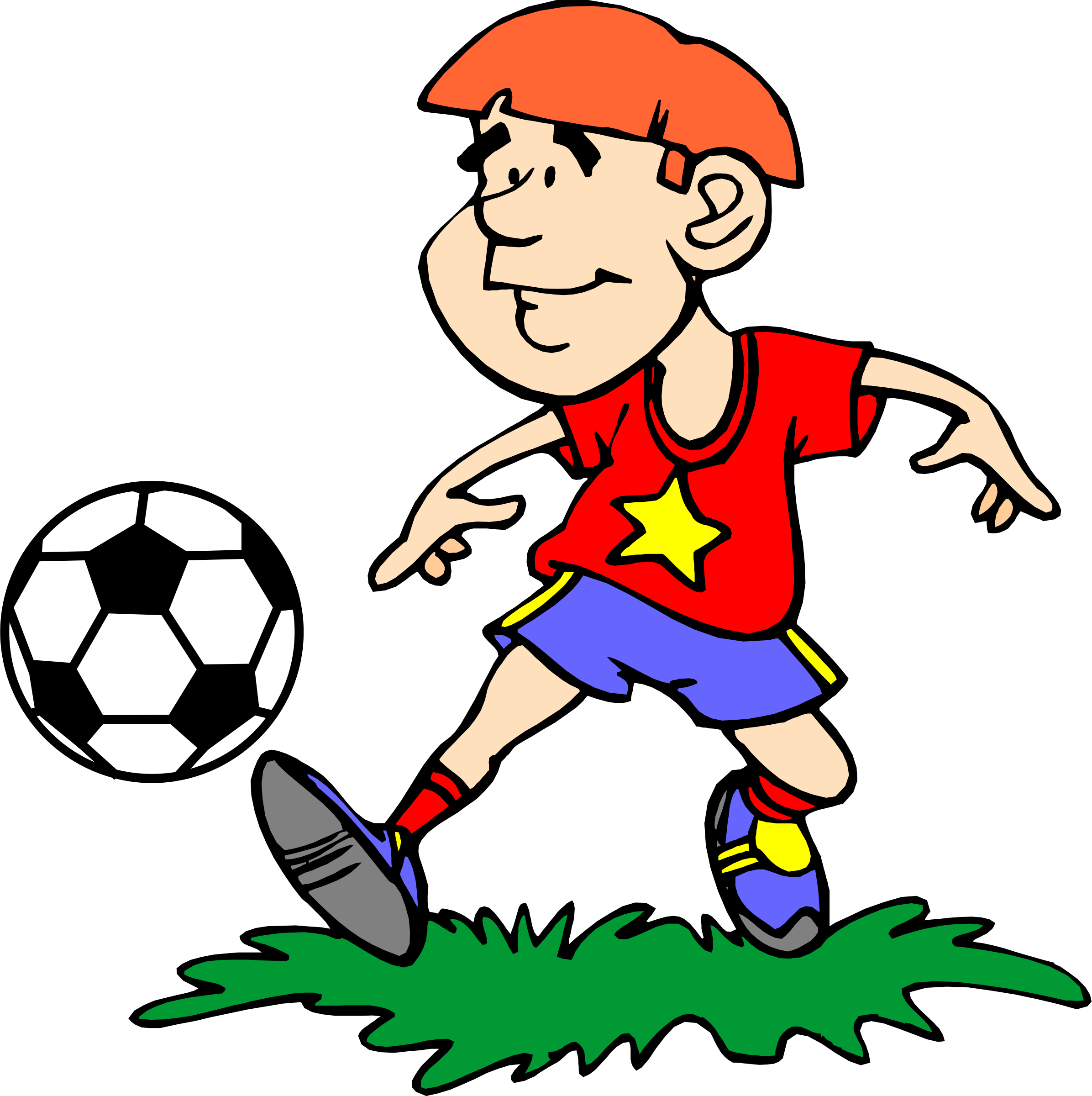 Player big image png. Sports clipart soccer
