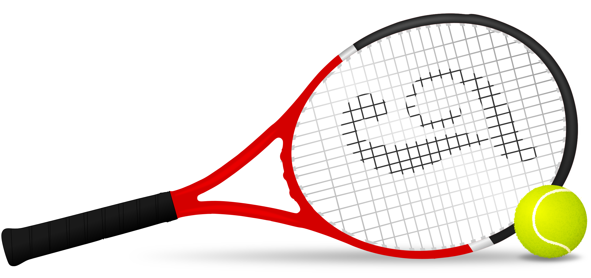 Big image png. Words clipart tennis