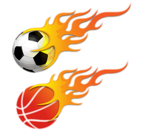 Png transparent images free. Clipart football basketball