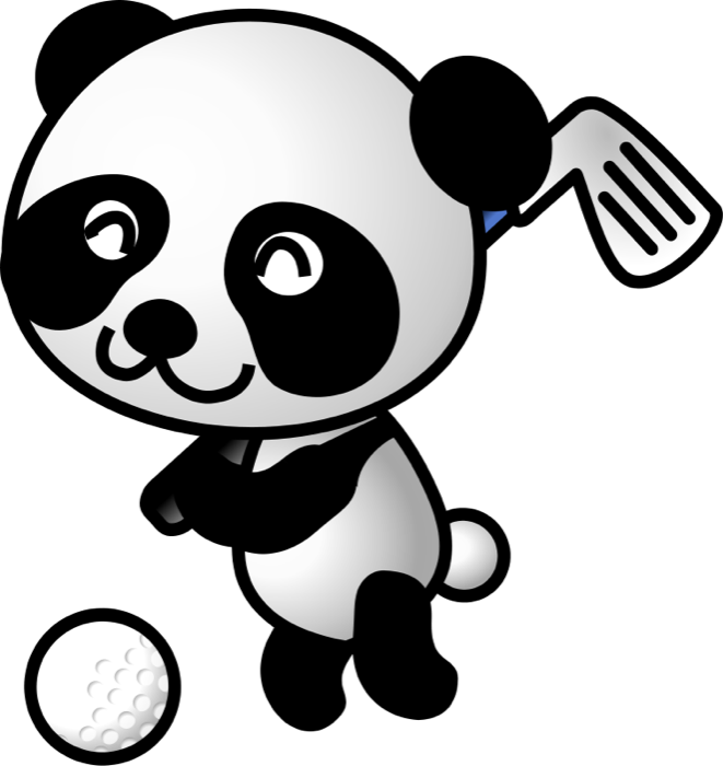 Lady clipart golf. Free and animations panda